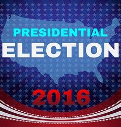 Usa Presidential Election 2016 Banner vector
