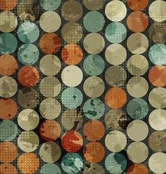 Vintage marble seamless pattern vector