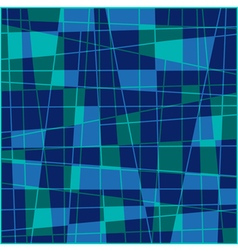 Geometric Quadrangle Background vector