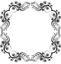 Frame ornaments vector