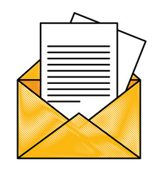 Isolated open envelope vector