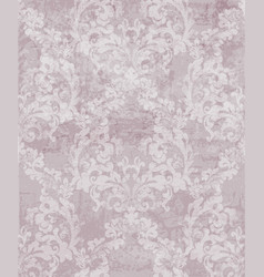 luxury ornamented pattern royal luxury vector image