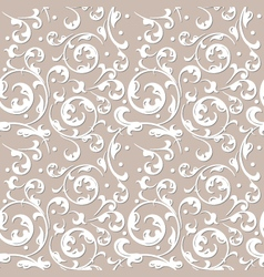 Pattern decorative ornament vector