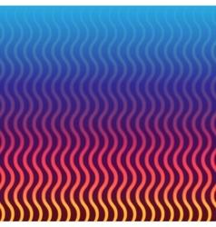 Horizontal seamless background vector image
