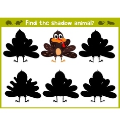 Educational game for children of kindergarten and vector image vector image