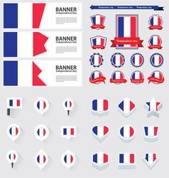 SET france vector image