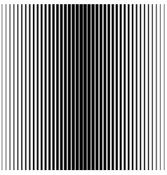 Vertical straight and parallel lines seamless vector
