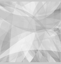 Grey abstract motion background from dynamic vector