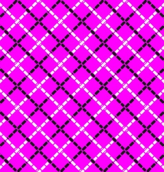 bright weave seamless pattern vector image vector image
