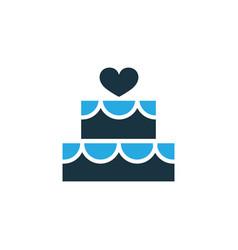 Birthday colorful icon symbol premium quality vector