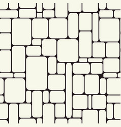 Stone endless structure vector