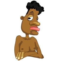 Black Men vector image