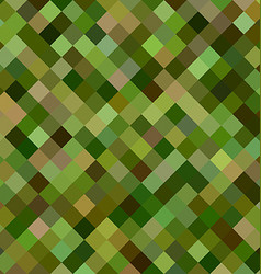 Green camouflage color square background vector