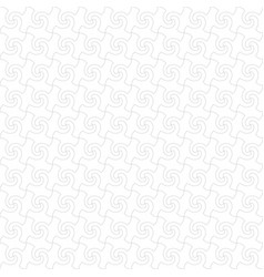 seamless geometric pattern made crossed thin vector image