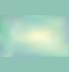 Blur green wallpaper nature blurred background vector