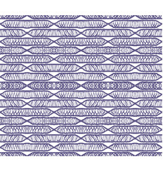 ethnic ornament for fabric ikat seamless pattern vector image