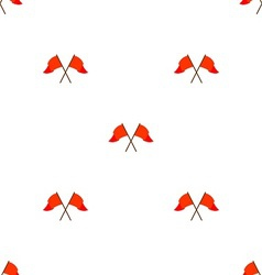 Seamless flagi rad vector