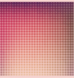 abstract background with halftone effect vector image