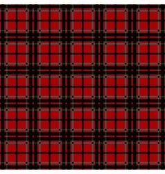 seamless tartan pattern 4 vector image