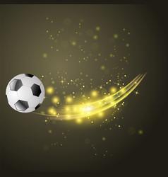 Sport football icon vector