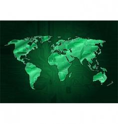 World circuit vector
