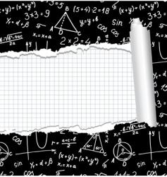 algebra geometry vector image vector image