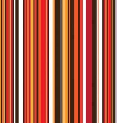 autumn stripe retro vector image vector image