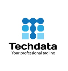 Techdata Design vector