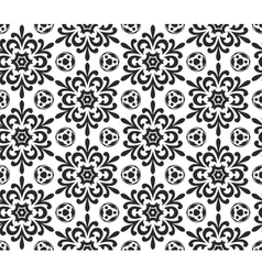 Abstract seamless wallpaper pattern vector image