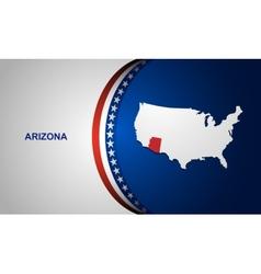 Arizona vector
