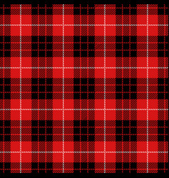 Clan munro scottish tartan plaid seamless pattern vector