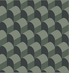 a seamless repeating geometric pattern vector image