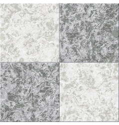 Abstract gray white marble seamless texture tiled vector