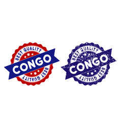Democratic republic of the congo best quality vector