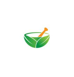 shiny trophy logo vector image