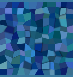 abstract 3d polygonal background from rectangles vector image vector image