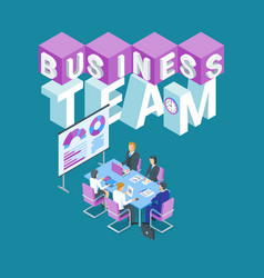 Business team concept vector
