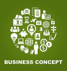 BusinessWorld vector image