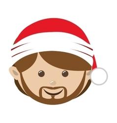Christmas icon image vector