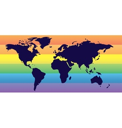 Homosexual world vector