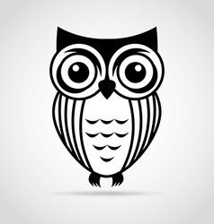 Owl bird vector