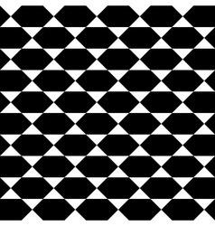 Seamless geometry pattern vector image