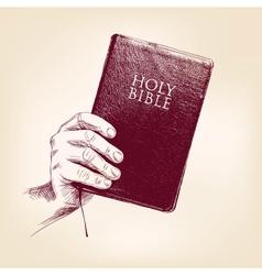 Bible llustration vector