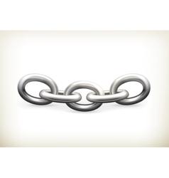 Chain icon vector image