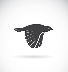 image of an bird icon vector image vector image