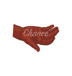 Chance signal vector