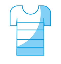 Man tshirt icon vector