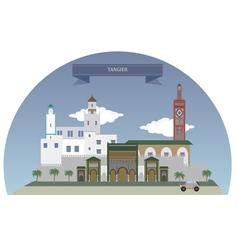 Tangier vector