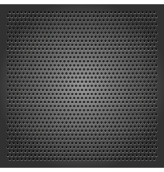 background perforated sheet vector image