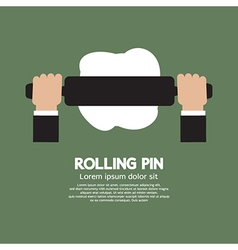 Rolling Pin vector image